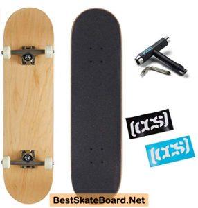 CCS Natural Logo Best Skateboard