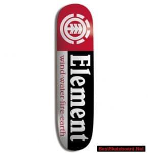 Element Section #9 Skateboard Deck