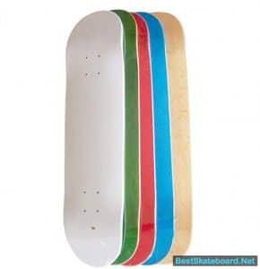 Moose Set of 5 Blank Skateboard Decks