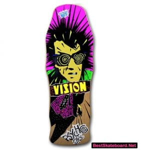 Vision Original Psycho Stick Reissue